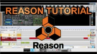 Reason Tutorial - How to Make a Rave Style Lead Synth
