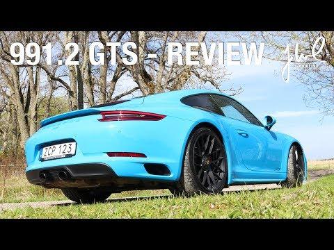 Porsche 911 Carrera GTS 2018 - Review
