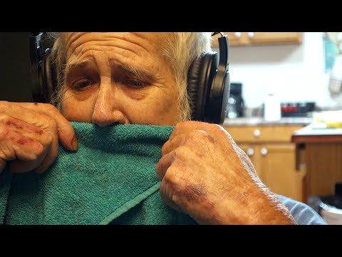 ANGRY GRANDPA'S BROUGHT TO TEARS #ILoveAGP