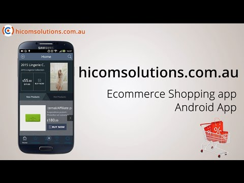 Ecommerce Shopping Android App Source Code For Sale