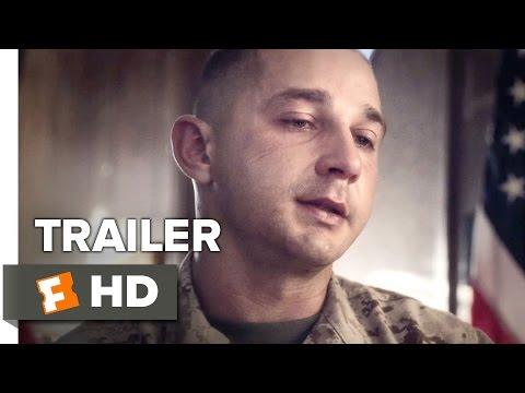 Man Down Official Trailer - Teaser (2016) - Shia LaBeouf Movie