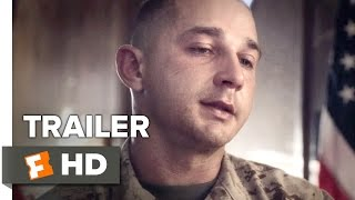 Man down official trailer 1 (2016) - shia labeouf movie