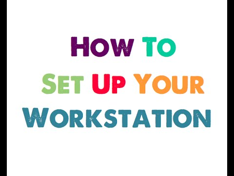 How to Set Up Your Scentsy Workstation