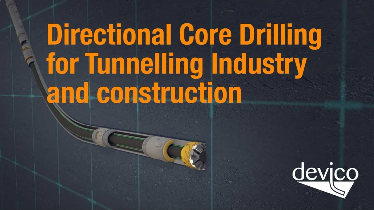 Directional Core Drilling for Tunneling and Geotechnical