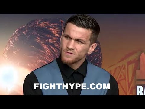 GARY CORCORAN FED UP; INSISTS JEFF HORN IS DIRTY AND WARNS ABOUT PAYBACK FOR HEADBUTTS