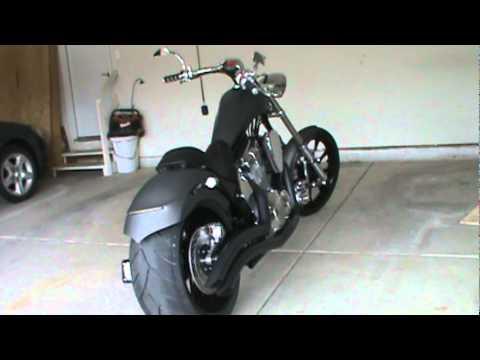 Honda Fury Highly Modified Youtube