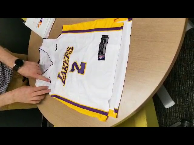 Fake Chinese NBA Jersey I purchased on Amazon. Update on ASGTG first ever Andon Alert!  Part 2