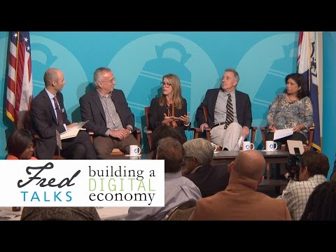 Fred Talks: Building a Digital Economy in Cleveland