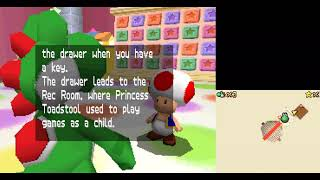 [TAS] [Obsoleted] DS Super Mario 64 DS by ALAKTORN & MKDasher in 08:58.41