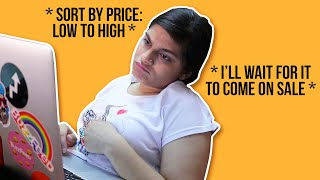 Thoughts You Have While Shopping Online Ft. Srishti   BuzzFeed India