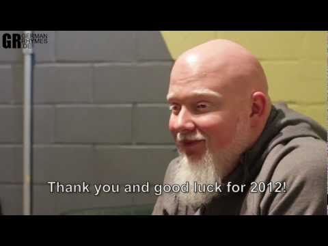 Brother Ali - Videointerview with GermanRhymes.de (in English)