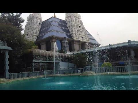 ISKCON Temple Bangalore, India - Radha-Krishna Mandir | इस्कॉन मंदिर बैंगलोर, ಇಸ್ಕಾನ್ ದೇವಾಲಯ