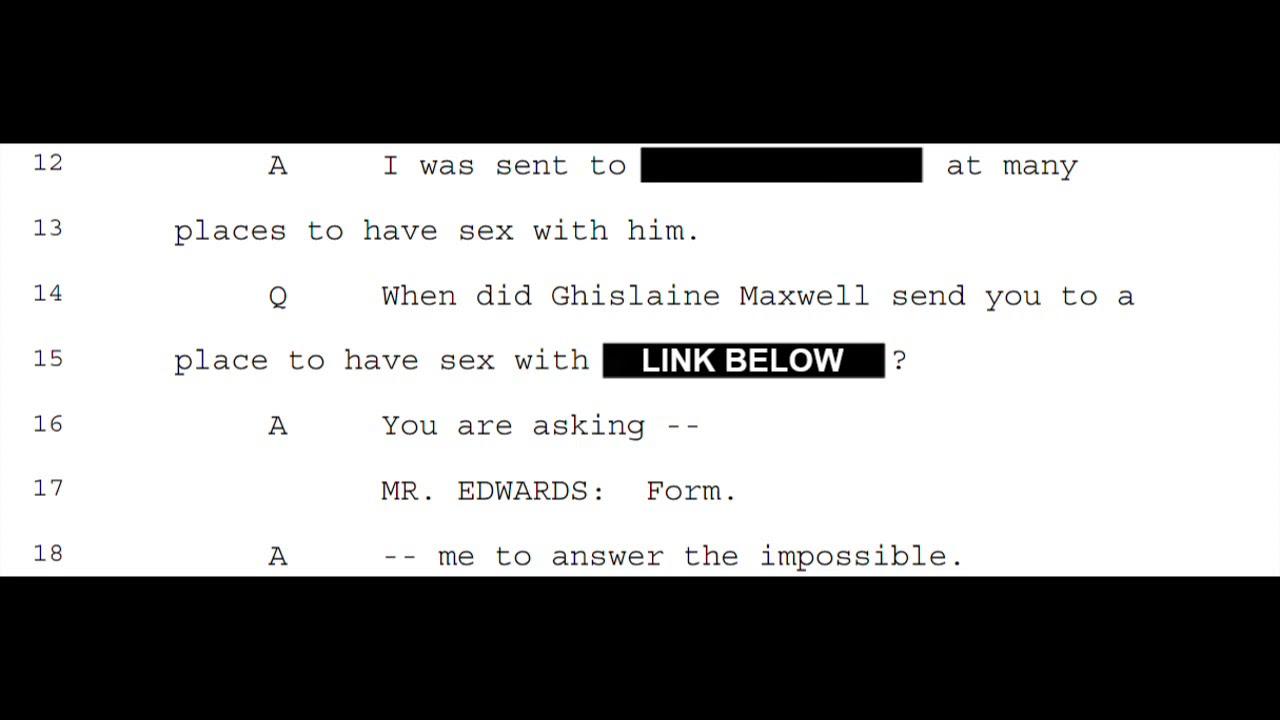 Epstein & Maxwell court documents ( direct link below)