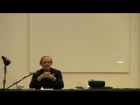 Robert Ryman Symposium Part 1