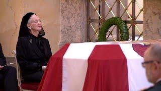 Denmark bids farewell to Prince Henrik
