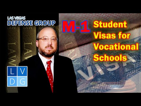 M-1 Student Visas for Vocational Colleges in Nevada