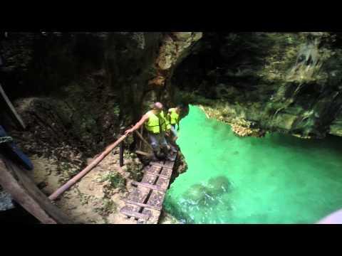 Marcos Island, Hundred Islands, Philippines - GoPro