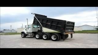 2007 Mack CV713 Granite dump truck for sale | sold at auction October 11, 2012