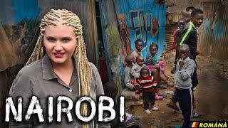 🇰🇪01 |  NAIROBI - Cel mai periculos oraș din lume? (Kenya vlog)
