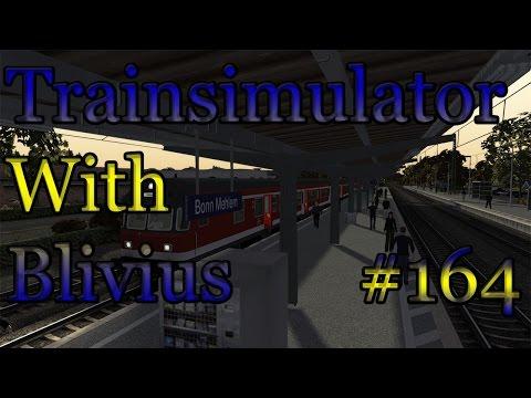 Train Simulator 2015 - Episode 164 || met de BR111 naar Bonn Mehlem