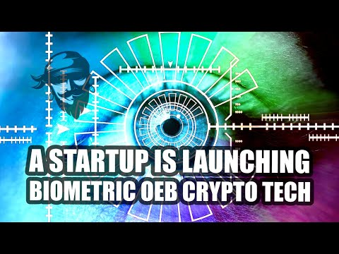A Silicon Valley startup launching a global basic income using crypto technology and a biometric orb