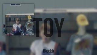 【日本語字幕・かなルビ】Block B 블락비 Toy