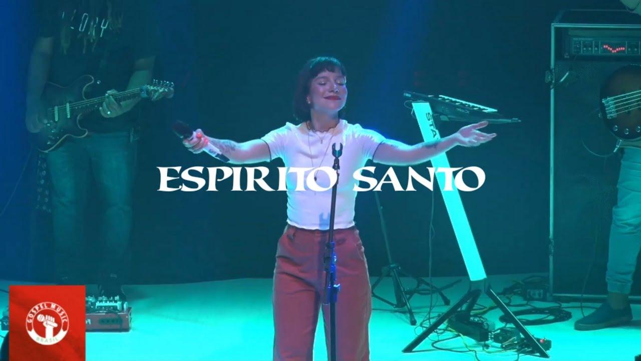 Priscilla Alcantara - Pregação / Espírito Santo | Ao Vivo Na Conferência Intensos 2019