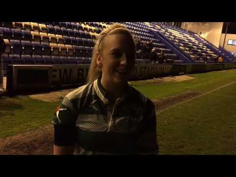 Captain, Hannah Yates, Reflects On Tom Farmer Shropshire Cup Win