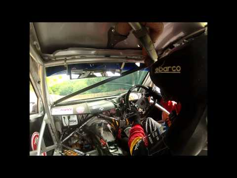 Holden Commodore VE V8 Supercar  2015 Goodwood Festival of Speed - First Run
