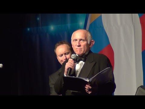 "Armin Shimerman sings ""The Impossible Drink"" Las Vegas Star Trek Convention."