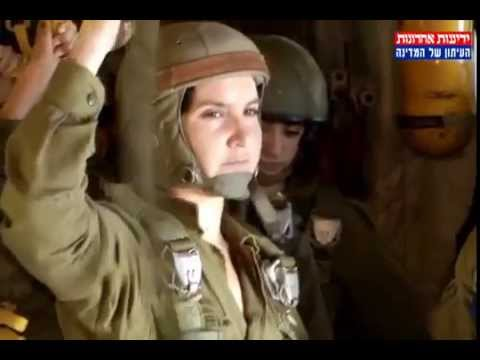 """Paratroopers @ """"Yediot Ahronot"""" Independence Day Project"""