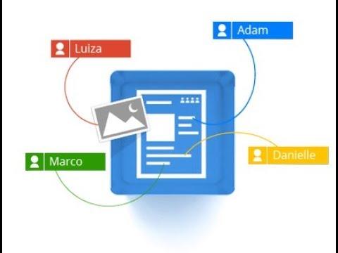 Как поделиться файлом с Google диск