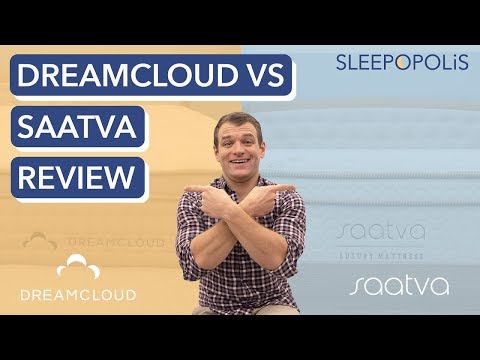 Saatva vs DreamCloud Mattress Review - Comparing Their Pros and Cons