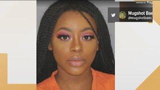 Mugshot bae? Woman's mugshot goes viral starting own makeup line