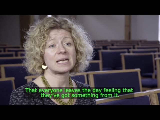 Eczema Outreach Scotland: 2 families talk about their experiences (SUBTITLED)