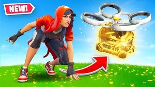 The *ONE* SUPPLY CHEST Challenge In Fortnite!