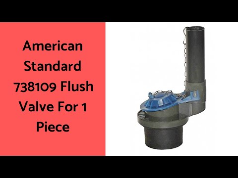 American Standard  738109-0070A Flush Valve Review