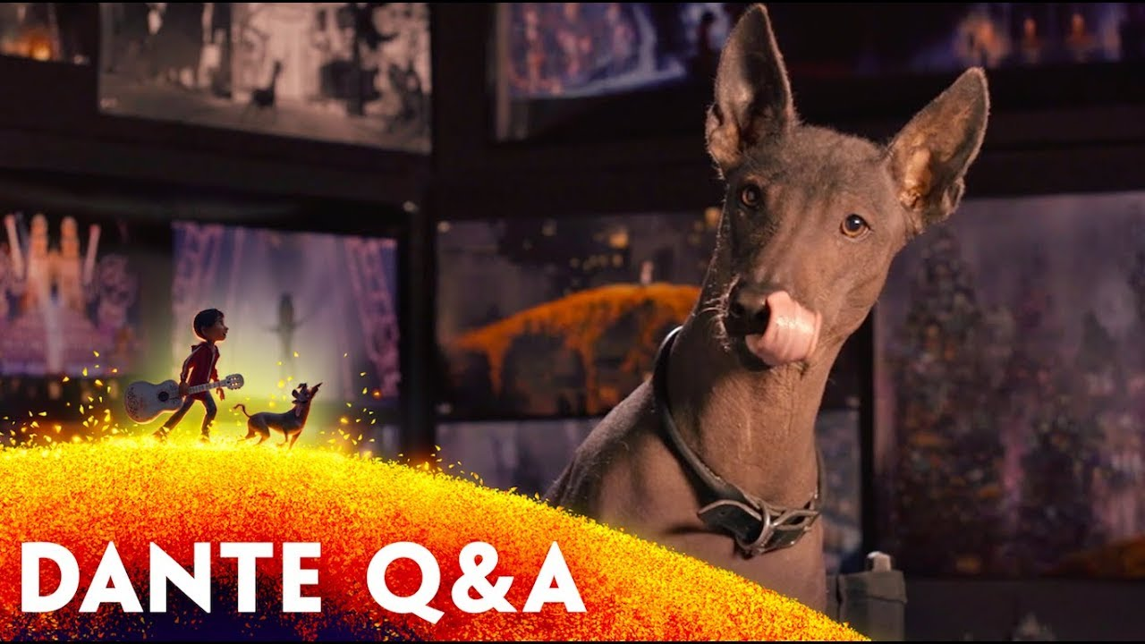 Dante Q A Disney Pixar S Coco November 22 In 3d