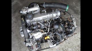 1.9 TDI kuchini yo'qotib, arzimaydi ketadi! uchlari almashtirish. Octavia tur AHF 110 hp.