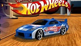 Hot Wheels Stunt Track Driver video game Kids Games (hot wheels track builder Машинки Хот Вилс игра