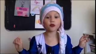 Dallas Cowboy Cheerleader Makeup tutorial