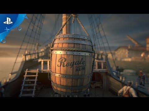 Port Royale 4 | Announcement Trailer | PS4