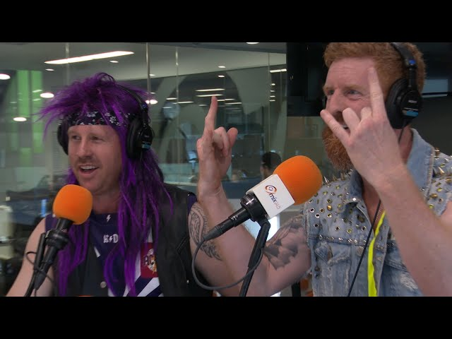 Air Guitar Rock Legends Need Your Help To Smash A World Record Perth | mix94.5