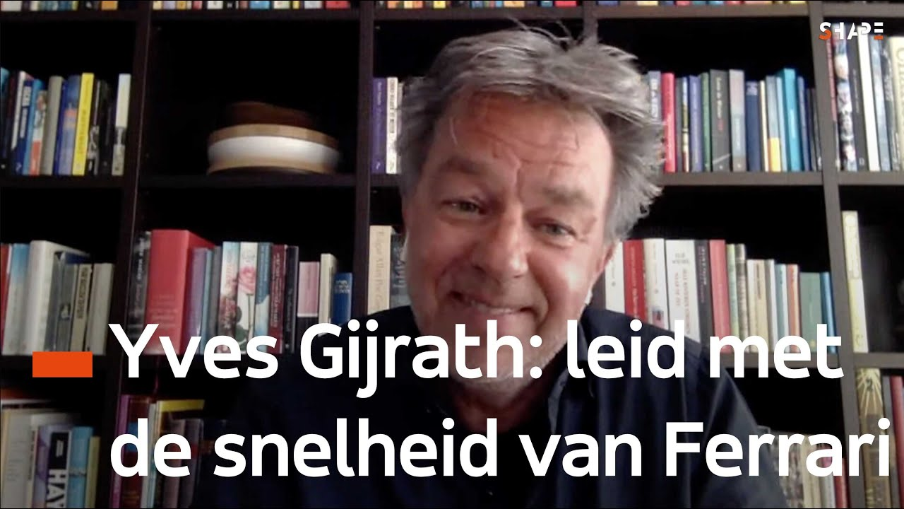 'Leid met de snelheid van een Ferrari' | Yves Gijrath | De Corona KeukenCast