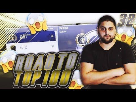 ΑΠΙΣΤΕΥΤΟ ΤΕΛΕΙΩΜΑ ΣΤΟ WL!!FIFA 18 Road To Top 100[32]