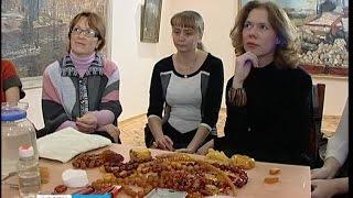 Янтарный мастер-класс в Музее ИЗО Карелии(, 2014-12-14T20:07:18.000Z)