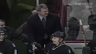 NHL: Goalie Goals