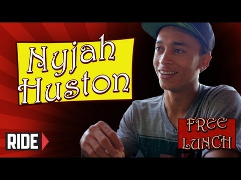 Nyjah Huston - Jake Phelps, AYC, Favorite Girl Skater, Chase Webb, and More!