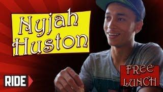 Nyjah Huston - Jake Phelps, Ayc, Favorite Girl Skater, Chase Webb, And More!