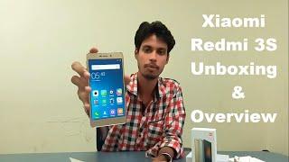 Xiaomi Redmi 3S Prime 2GB RAM 16GB ROM Budget Smartphone Unboxing & Overview Hindi / Urdu